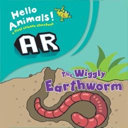 The Wiggly Earthworm AR