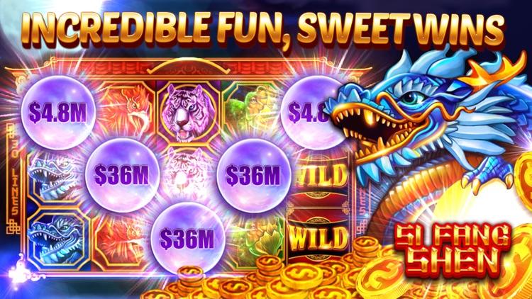 BoomBoom Casino - Vegas Slots screenshot-4