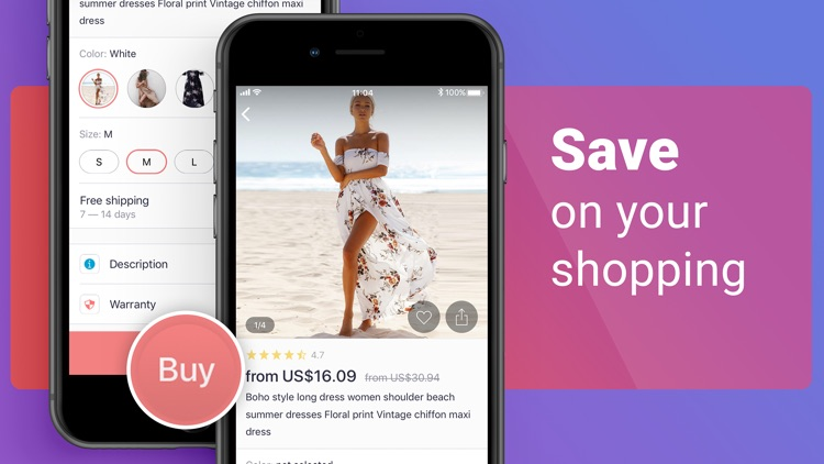 Joom. Fast and easy shopping