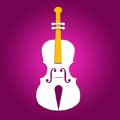 Violin music master collection free version HD - cool magic player icon