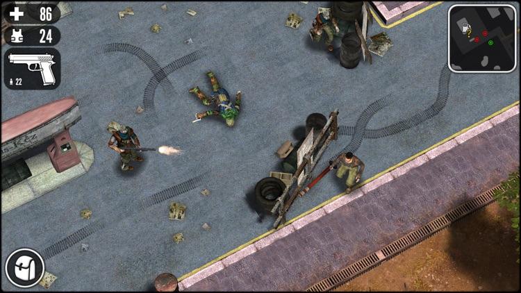 Hardboiled screenshot-3