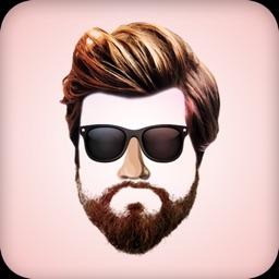 Beard Photo Editor, Mustache