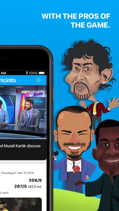 Cricinfo - Live Cricket Scores-1