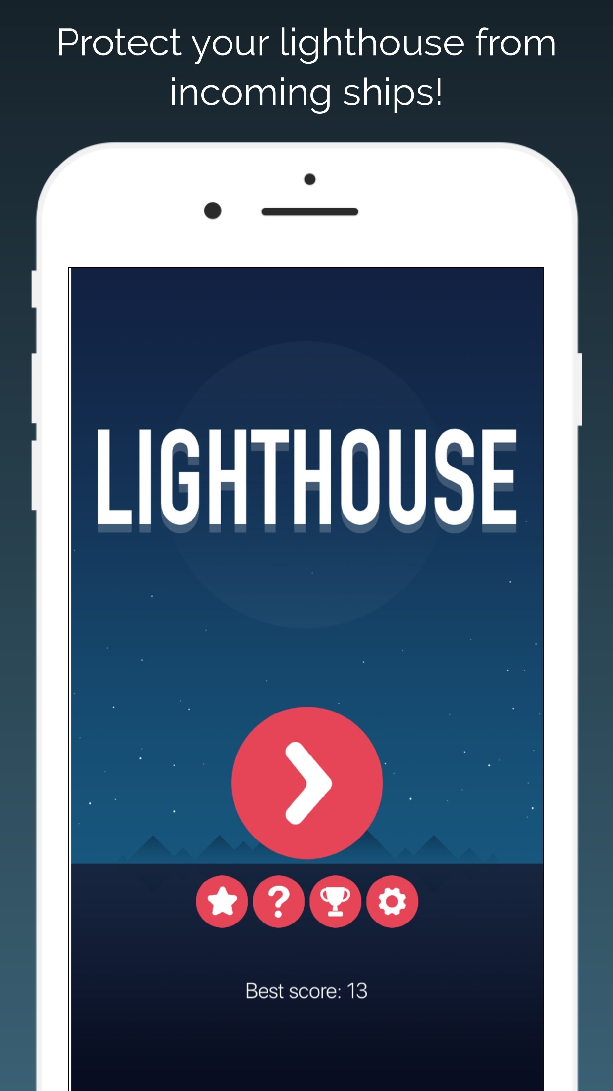 Screenshot do app MNARH