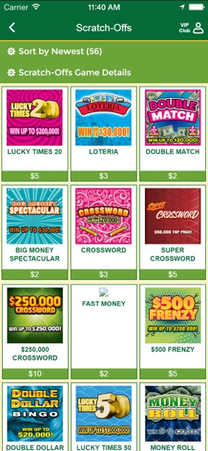 New Jersey Lottery on the App Store