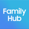 App Icon for Samsung Family Hub App in Denmark IOS App Store