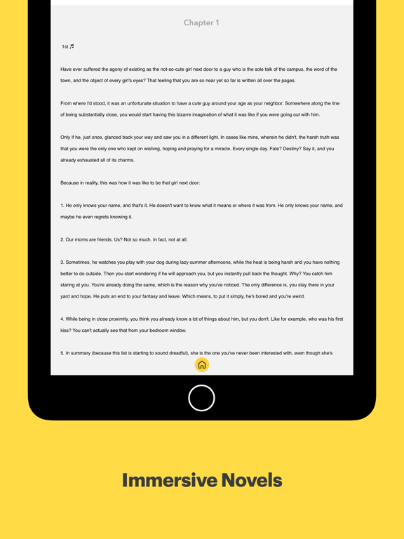 Scary Chat Stories - On Text by Nguyen Thi Van Anh (iOS