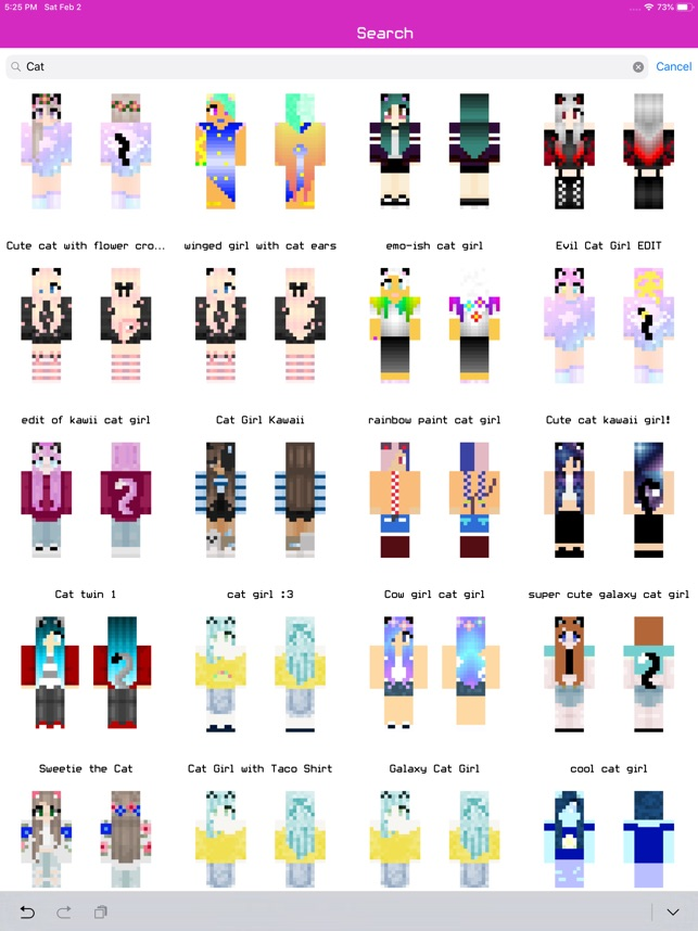 Mcpe Skins Download Girl Girl Skins For Minecraft Pe