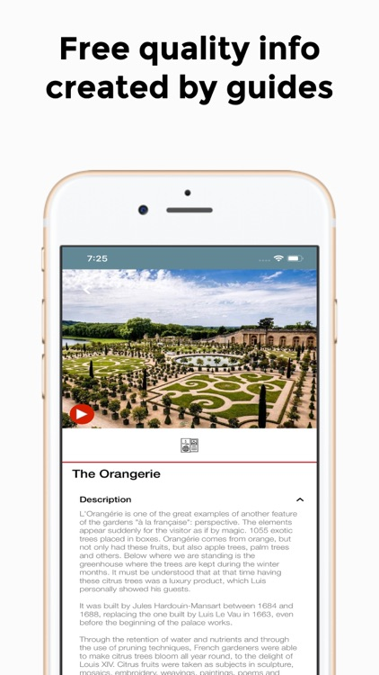 Versailles Guide & Tours screenshot-3