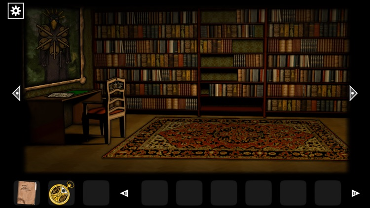 F.H. Disillusion: The Library