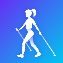 Pole Walking Workout