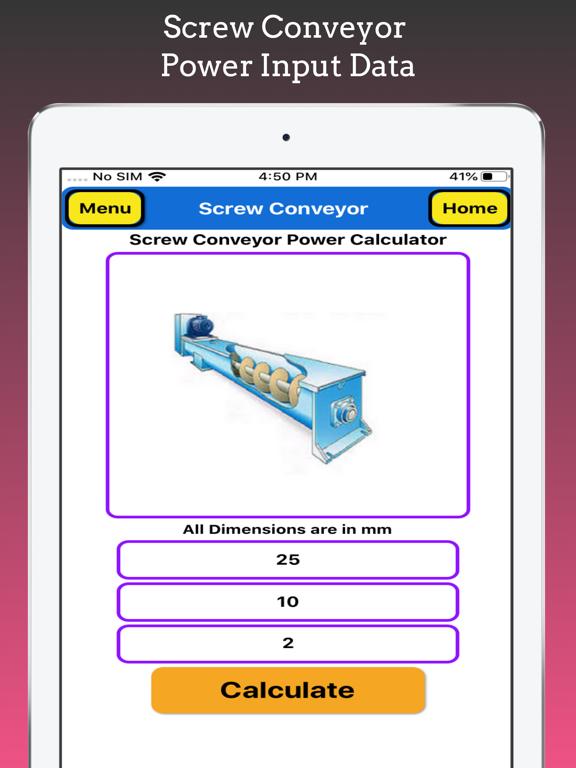 Screw Conveyor Pro screenshot 15