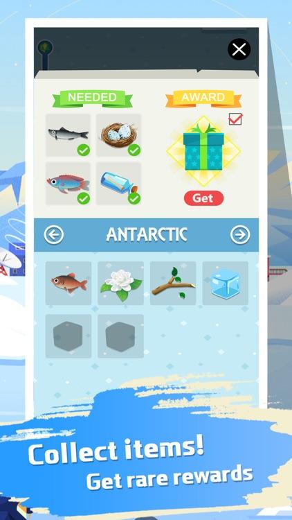 Penguin Travel: Slide!