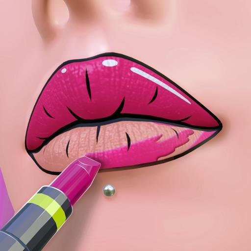 Lip Art 3D iOS App