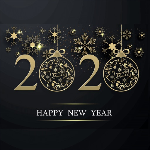 Happy New Year - 2020 Stickers icon