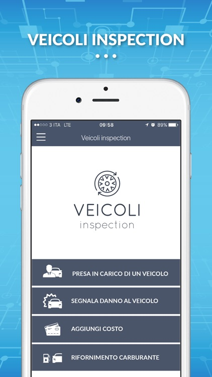 Veicoli - Inspection