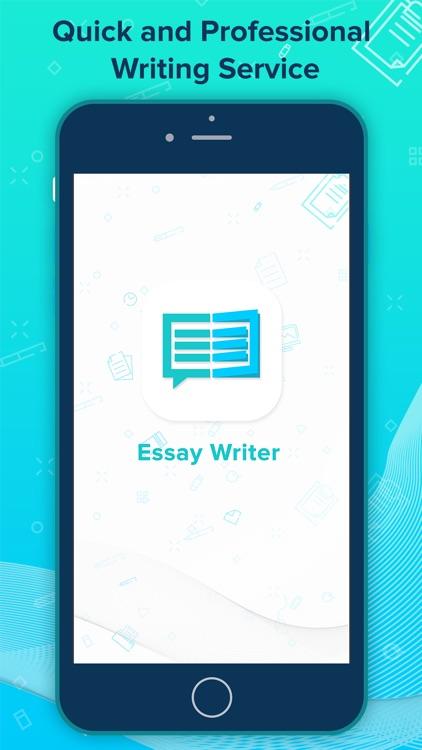 Essay Writer ゜