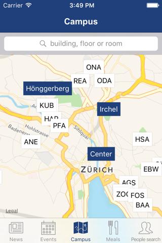 ETH Zurich - náhled