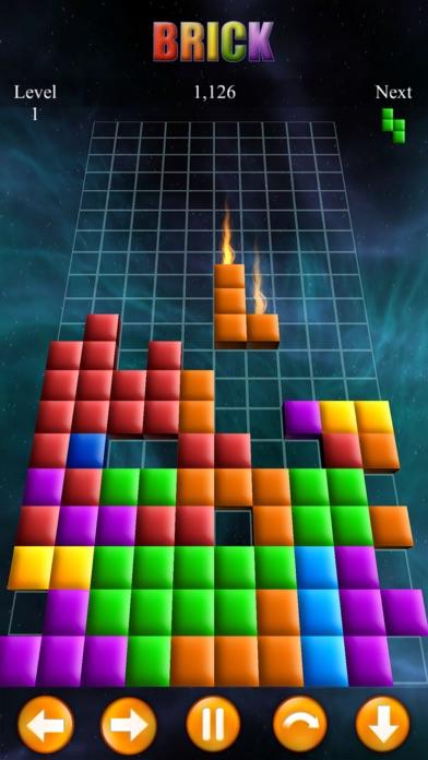 Brick Classic 3D screenshot two