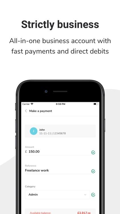 Countingup Business Banking screenshot-6