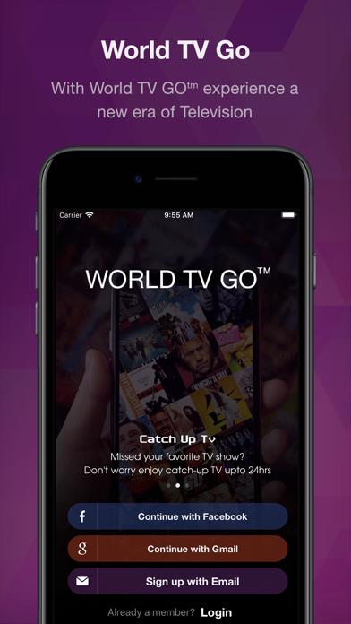 World TV GOのおすすめ画像1