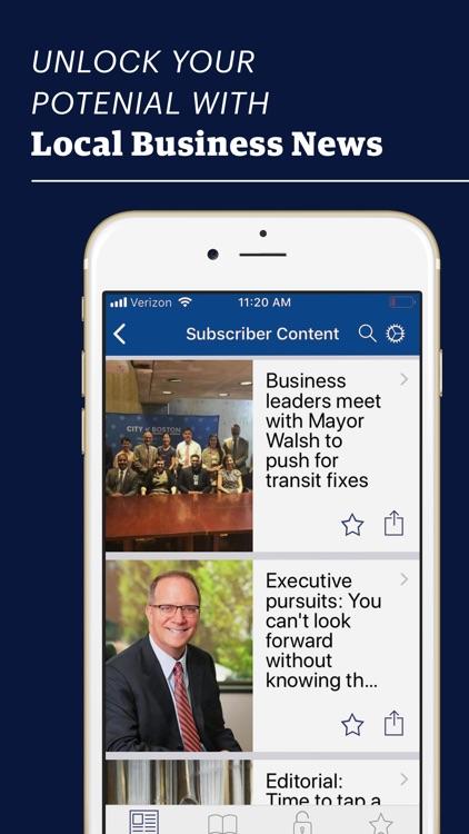 Pacific Business News screenshot-4
