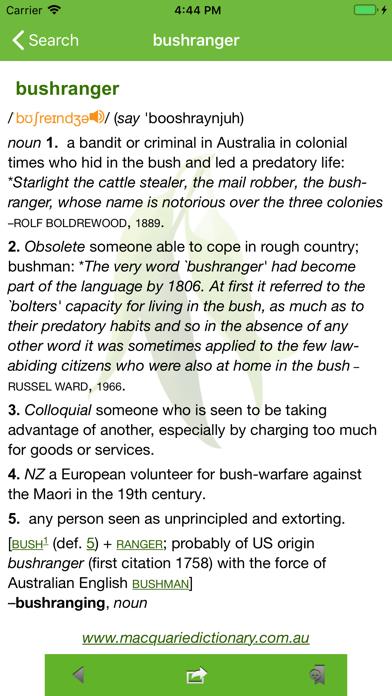 Macquarie Dictionaryのおすすめ画像4