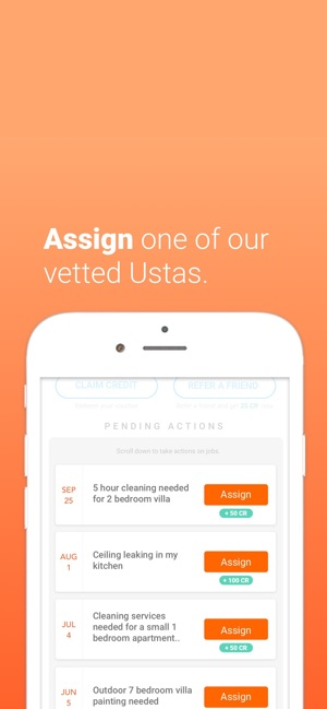 Mr Usta - Best Home Services on the App Store