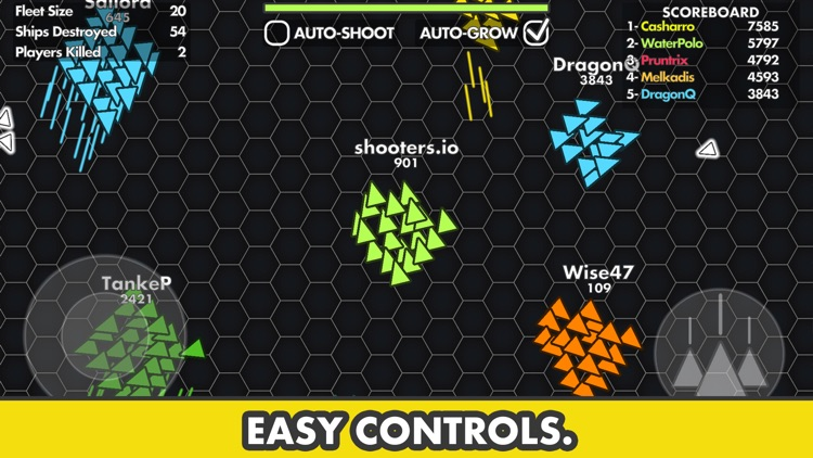 Shooters.io Space Arena screenshot-3