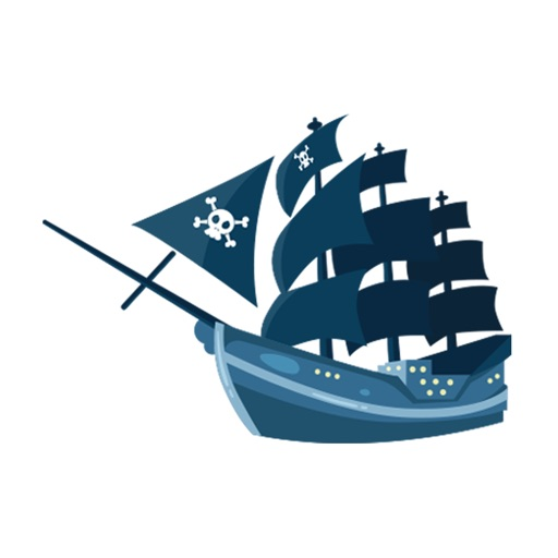 I am Pirate Stickers