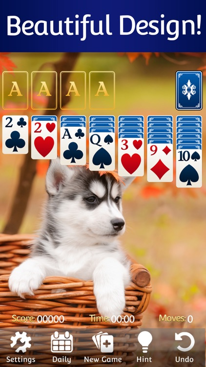 Solitaire ⁂ screenshot-1
