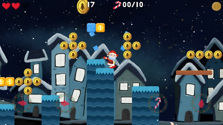 Lost Presents - Santa Jump Run screenshot-5