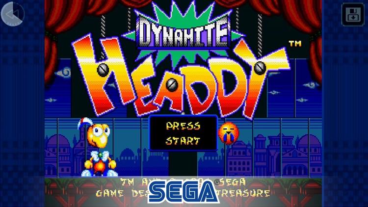 Dynamite Headdy Classic
