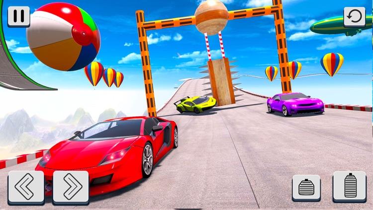 Mega Ramp Car Stunt Games 2020 screenshot-3