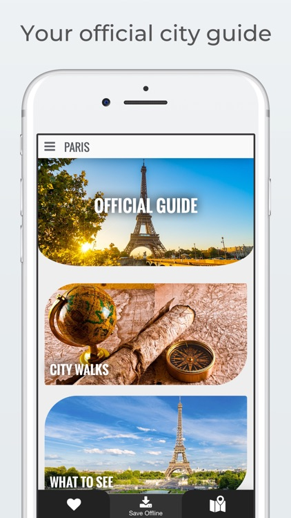 PARIS City Guide and Tours