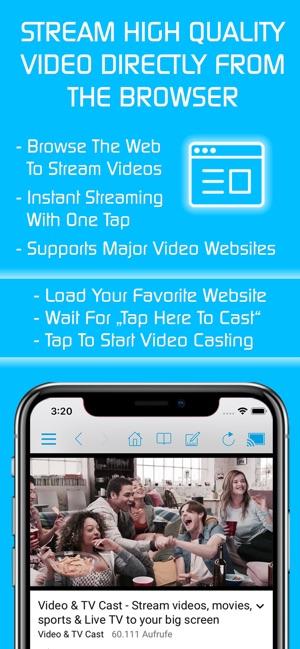 Video & TV Cast | Chromecast on the App Store