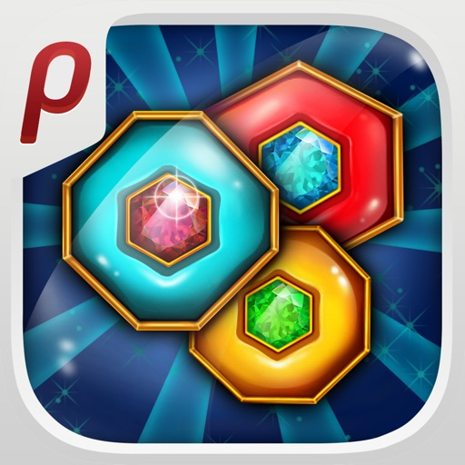 Lost Jewels - Match 3 Puzzle iOS App