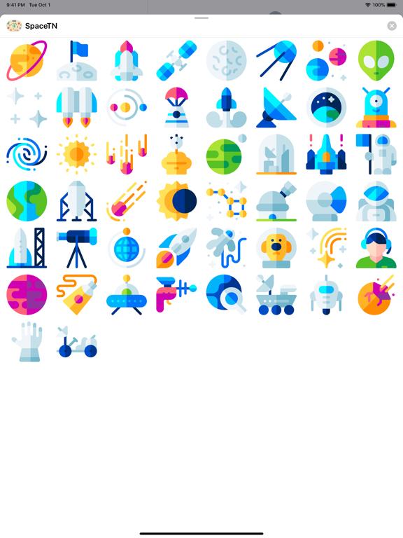 SpaceTN screenshot 5