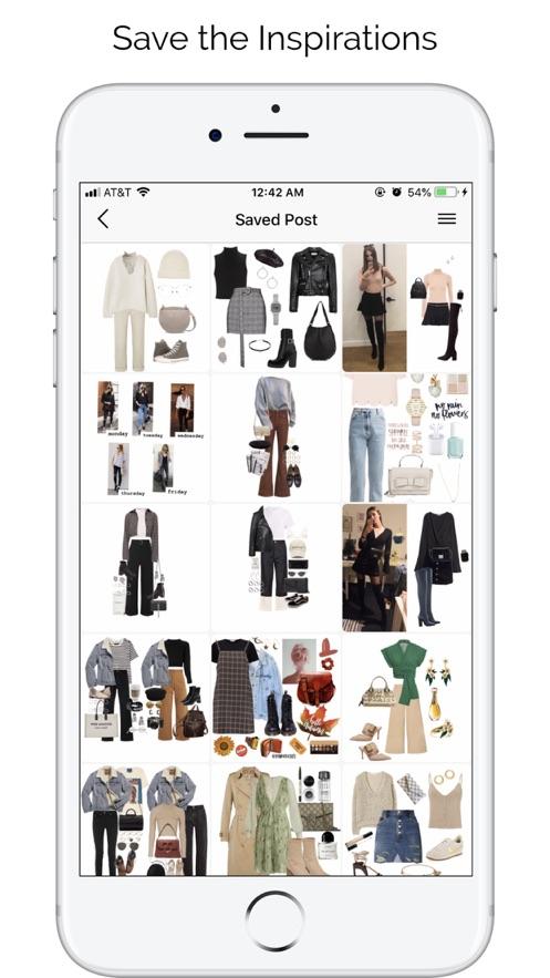 Smart Closet - 我的时尚风格 App 截图