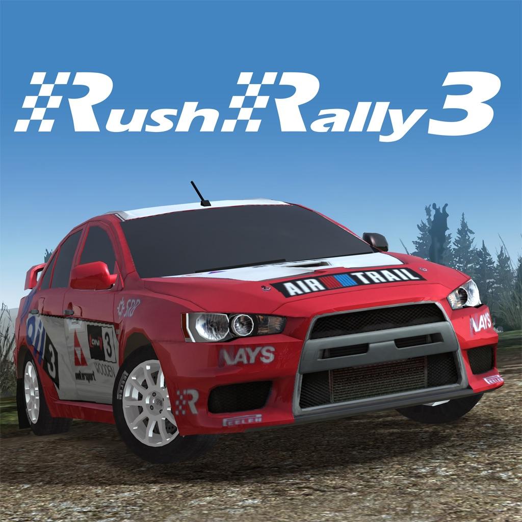 Rush Rally 3 (Mod)