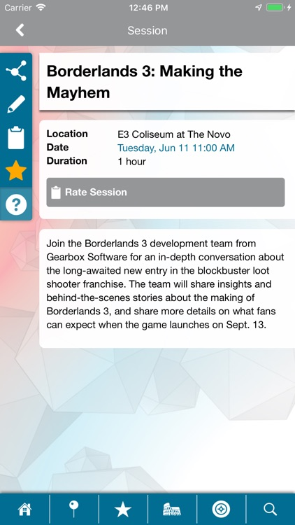 E3 App screenshot-2