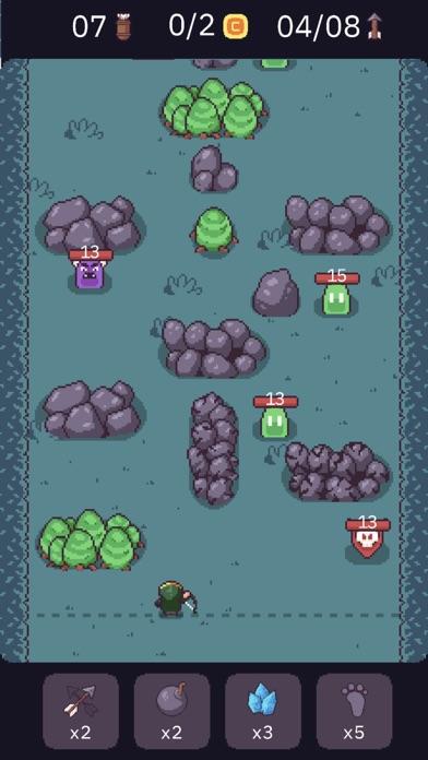 Bouncy Arrows screenshot 3