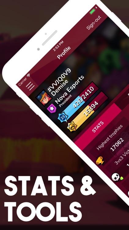 Stats & Tools for Brawl Stars screenshot-0