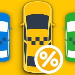 Все Такси: сравни цены такси