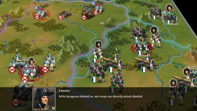 Screenshot for European War 6: 1804 in Belgium App Store
