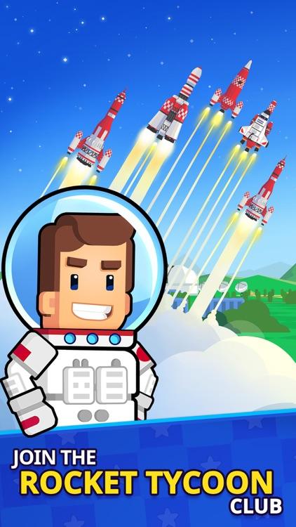 Rocket Star: Idle Tycoon Games screenshot-0