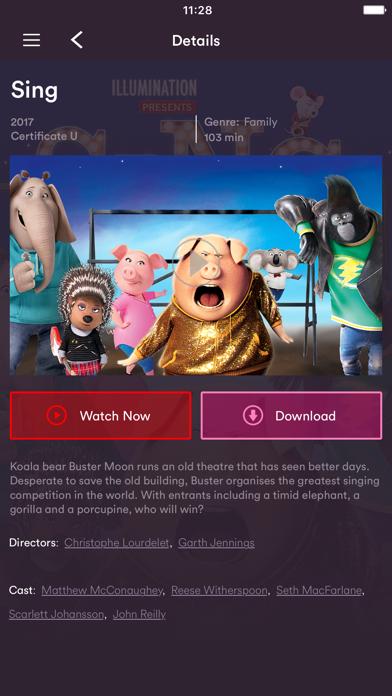 Virgin Media Store screenshot two