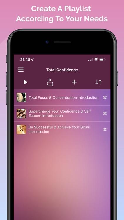 Total Confidence & Success screenshot-2