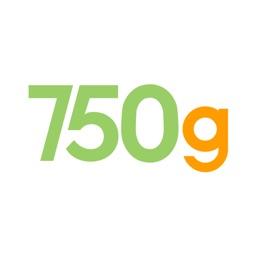 750 grammes