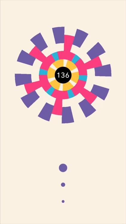 Circle Smash: Black screenshot-6